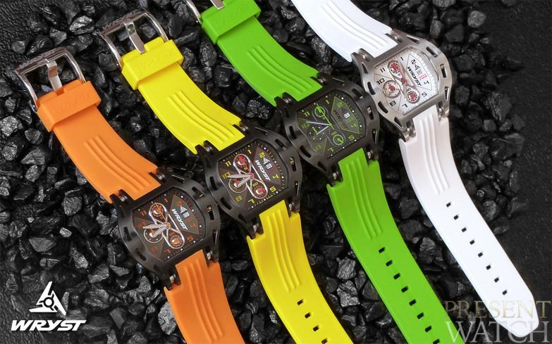 WRYST Extreme Sports Timepieces