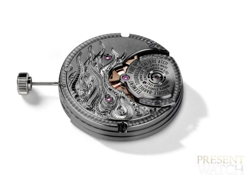 ARMIN TOURBILLON COLLECTION – THE COFFRET TOURBILLON