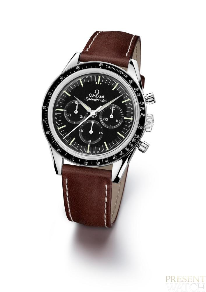"SPEEDMASTER - MOONWATCH ""FIRST OMEGA IN SPACE"" CHRONOGRAPH"