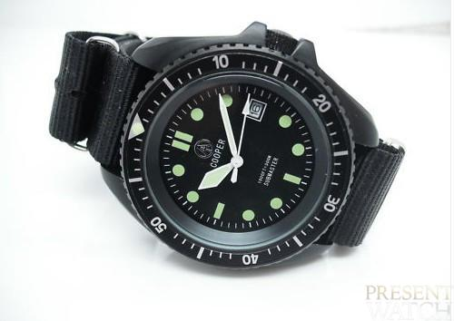 Cooper Submaster SM8016 Mens 300m Professional Military SAS SBS Divers watch