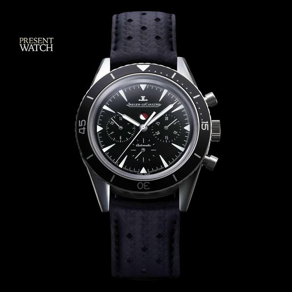 DEEP SEA CHRONOGRAPH WATCH - JAEGER-LECOULTRE