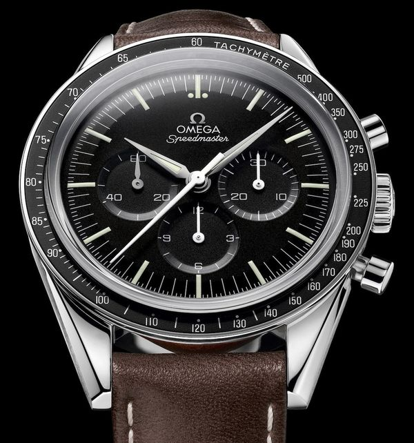 SPEEDMASTER - FIRST OMEGA IN SPACE CHRONOGRAPH