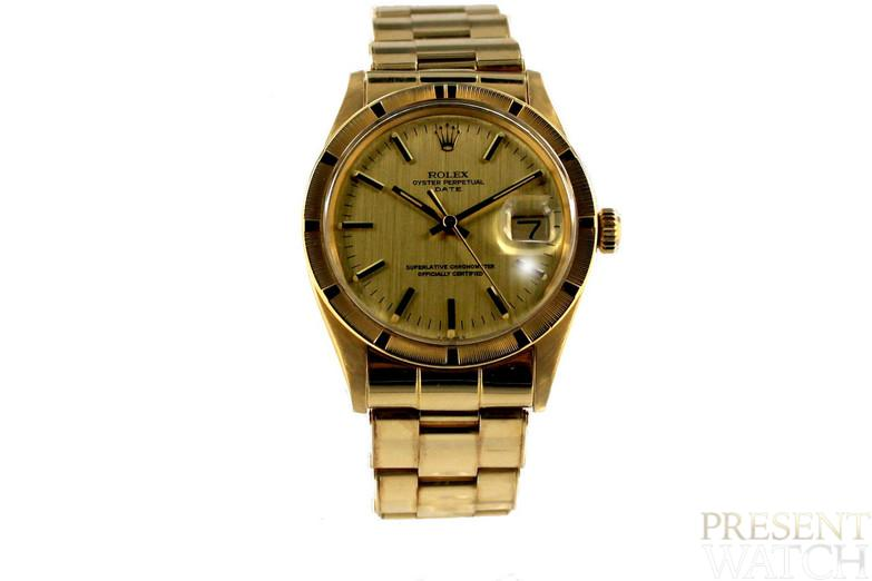 Rolex Oyster Perpetual, Date, Superlative Chronometer, Officially Certified