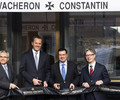 Vacheron Constantin - new boutique in Lucerne