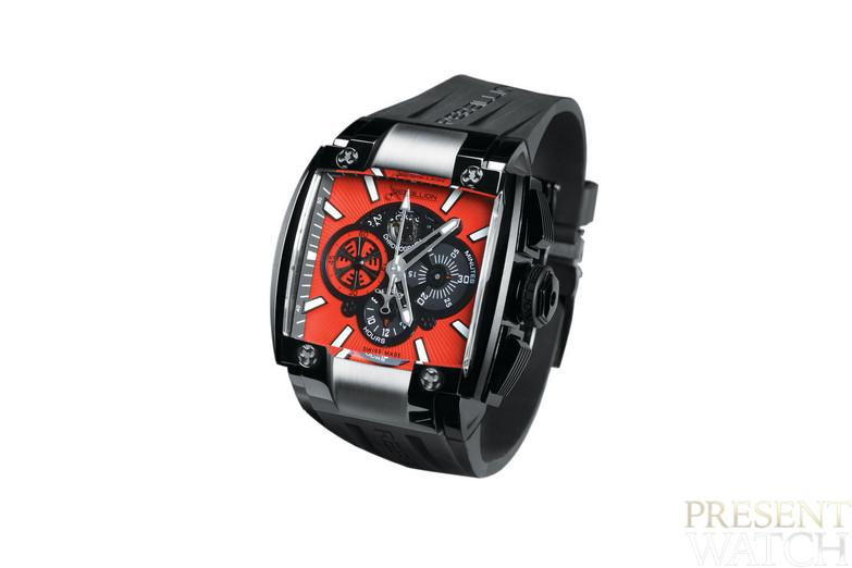 Rebellion RE-1 Chronograph, limited edition