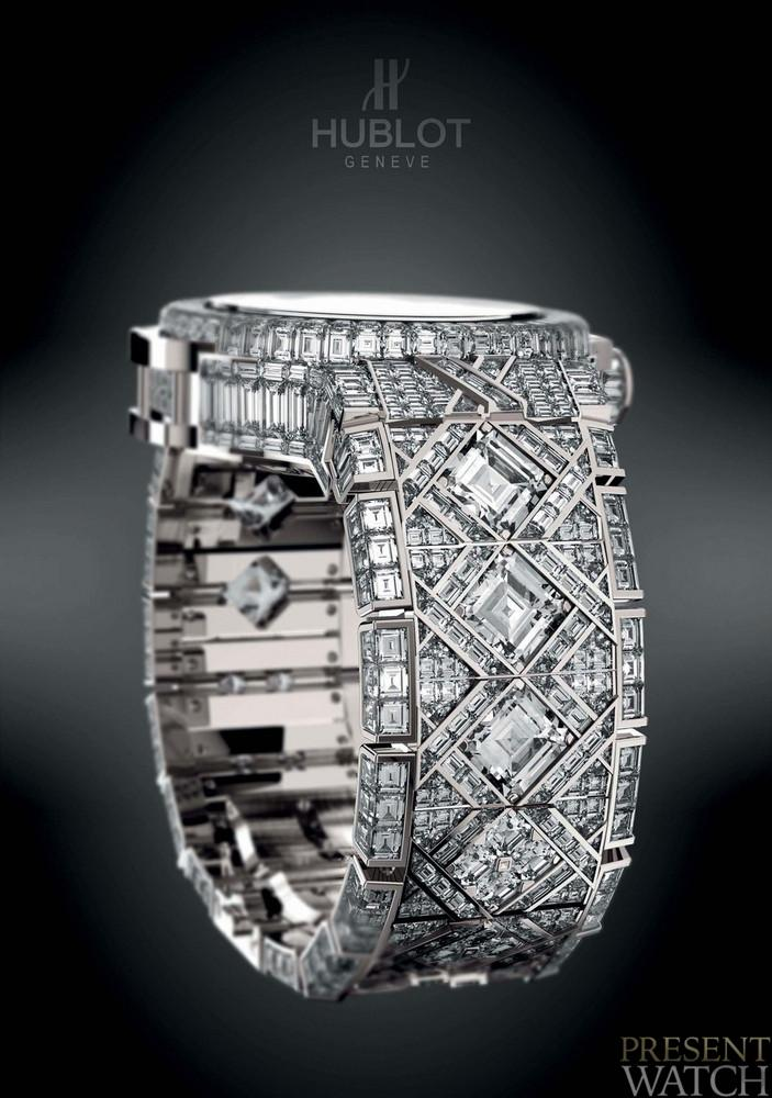 BEYONCÉ GIVES HUBLOT BIG BANG 5 MILLION TO JAY-Z
