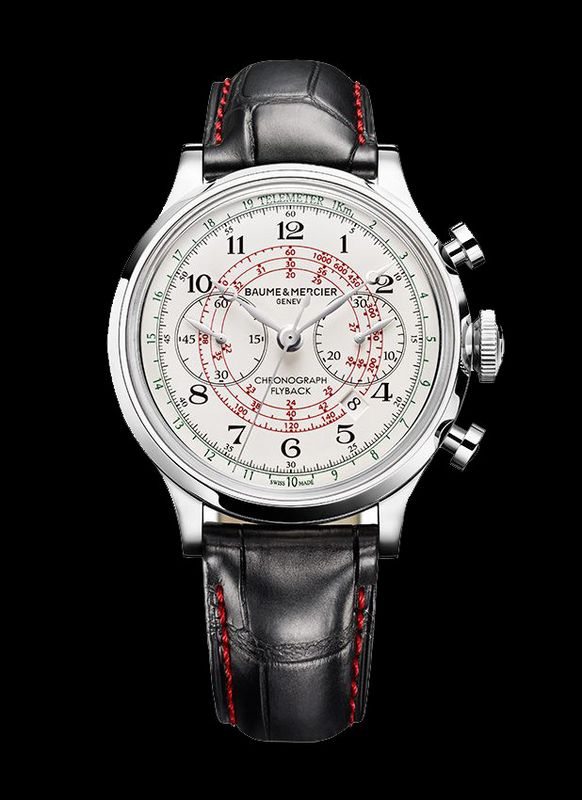 CAPELAND CHRONOGRAPH FLYBACK LIMITED EDITION