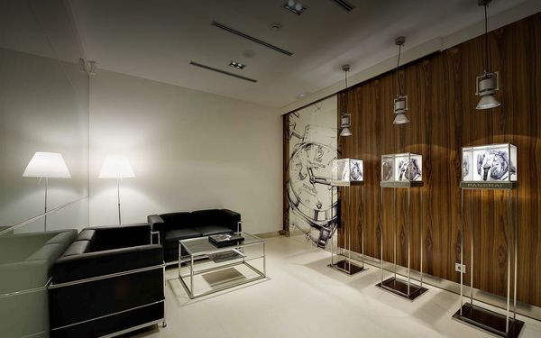 OFFICINE PANERAI BOUTIQUE IN MADRID