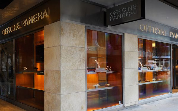 OFFICINE PANERAI BOUTIQUE IN GENEVA