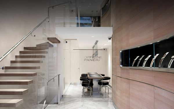 OFFICINE PANERAI BOUTIQUE IN MILANO