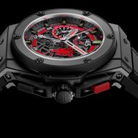 HUBLOT AND MANCHESTER UNITED CELEBRATE CHRISTMAS