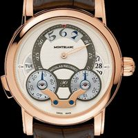 Nicolas Rieussec Rising Hours Chronograph watch