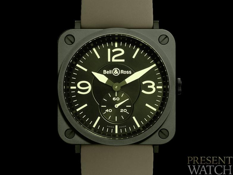 Selecting a Military-Style Watch Cont.