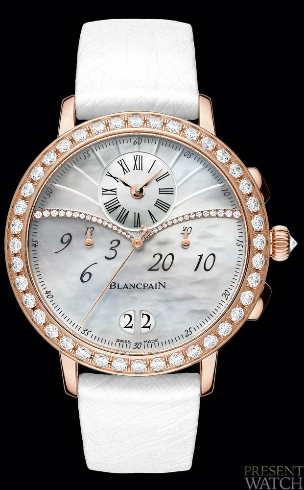 New Blancpain Chronograph Large Date
