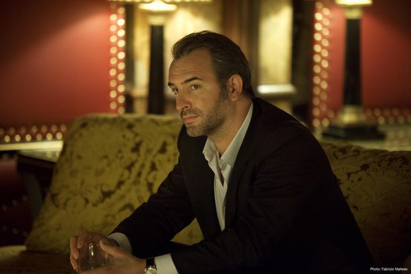 Gregory Lioubov played by Jean Dujardin
