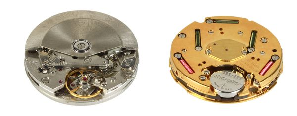 Why is a Quartz watch more accurate than a Mechanical watch ?