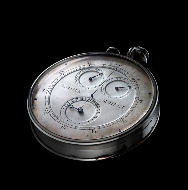 Compteur de Tierces - The World's First Chronograph