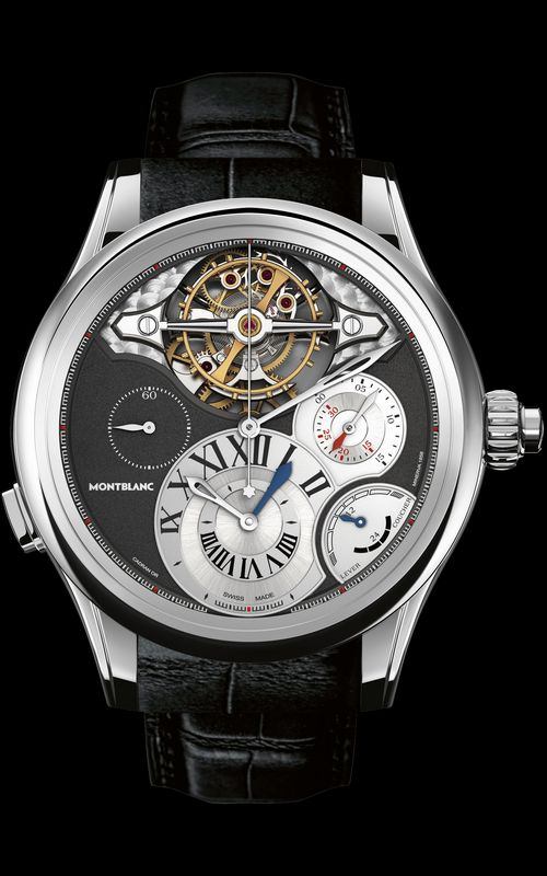 Collection Villeret 1858 ExoTourbillon Chronograph