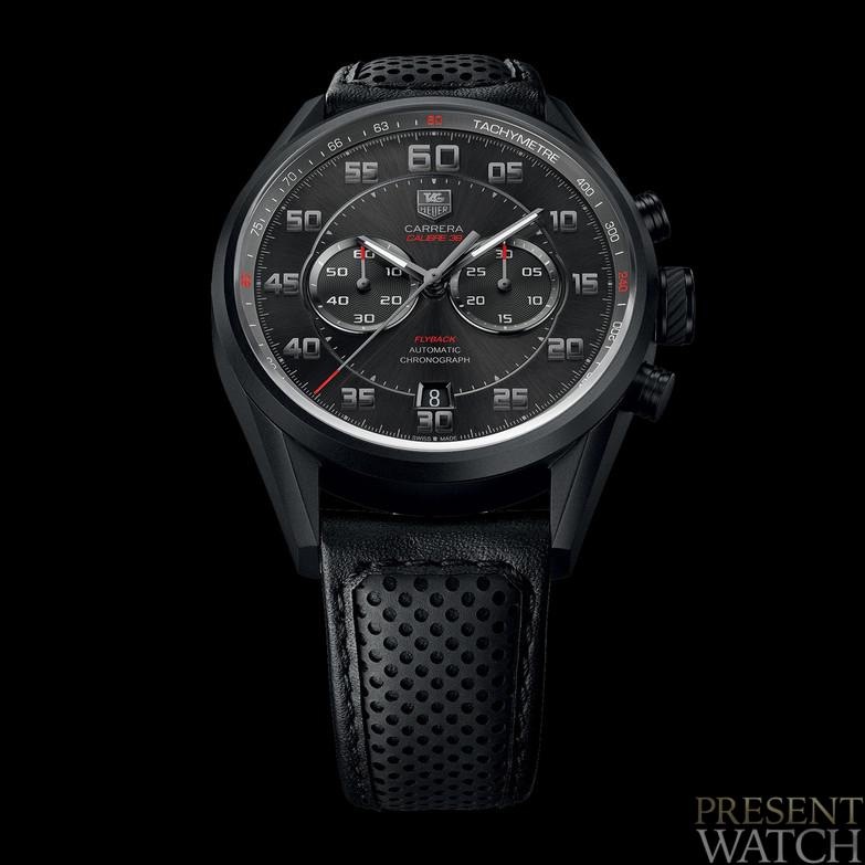 Tag Heuer Calibre 36 Racing Chrono Flyback