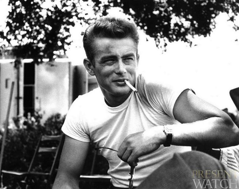 James Dean Pocket Watch for Auction