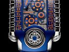 Discover the new Christophe Claret X-Trem 1 Pinball only watch