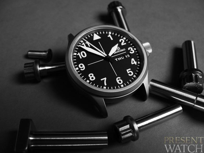 Discover the damasko pilot watches on presentwatch for Damasko watches