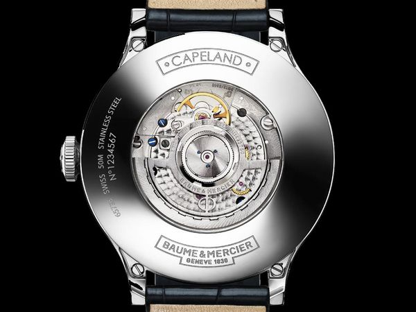 Discover the Baume & Mercier Capeland Worldtimer Collection