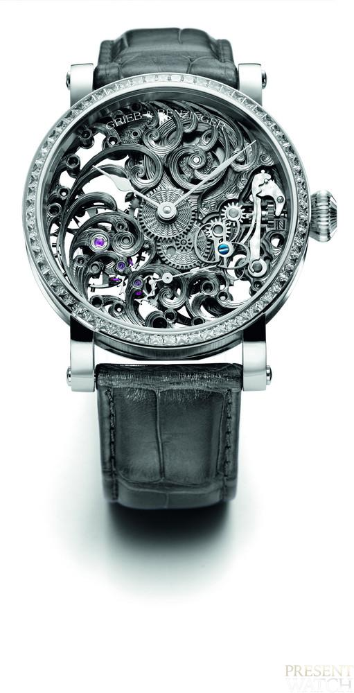 Discover the new Grieb & Benzinger Shades of Grey Collection