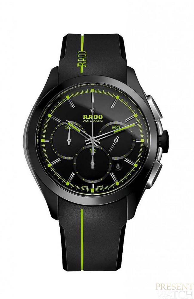 Discover Rado HyperChrome Court Collection