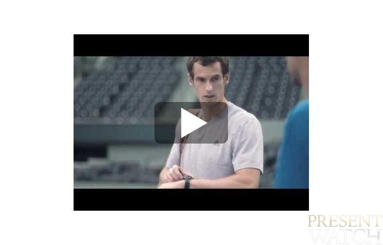 Rado - HyperChrome with Andy Murray