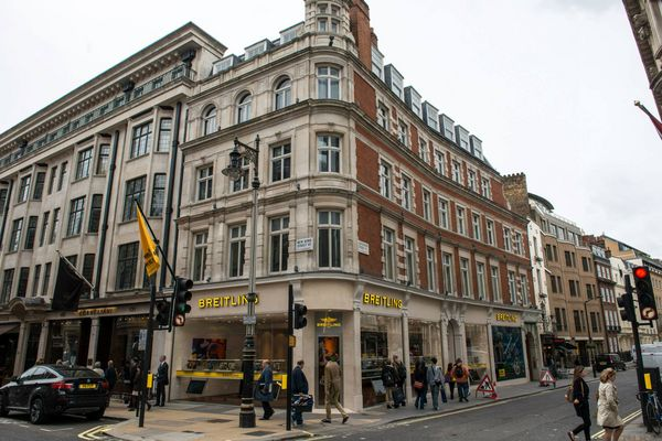 Breitling Open UK Flagship Boutique in London