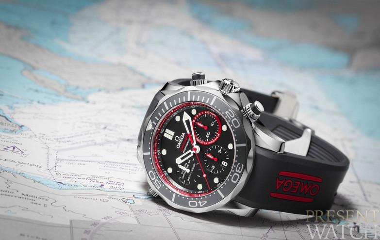 Discover the Omega Seamaster Diver etnz limited edition