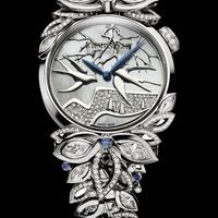 Audemars piguet reveals the new Haute Joaillerie 2013