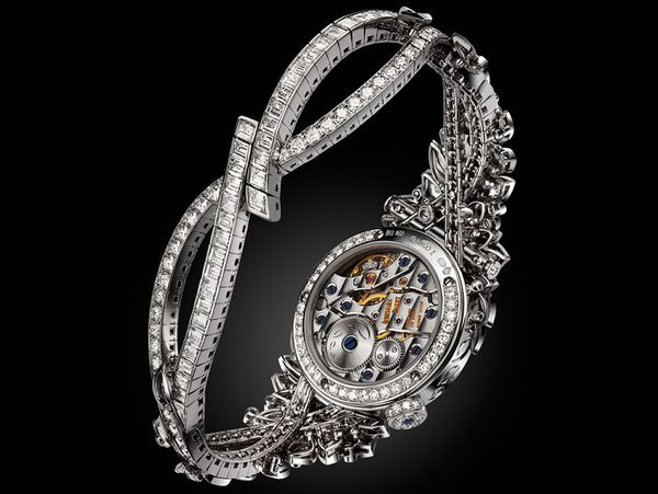Audemars piguet reveals the new Haute Joaillerie