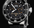 Discover the Oris Prodiver Pointer Moon