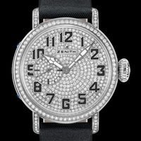 "Zenith Montre D`aéronef type 20 ""40mm Lady"""