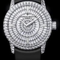 The new Vacheron Constantin Patrimony Traditionnelle High Jewellery