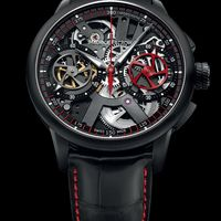The new Masterpiece Le Chronographe Squelette Limited Edition  Collection