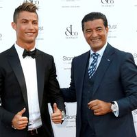 Cristiano Ronaldo in the Jacob & Co Party in Monte Carlo