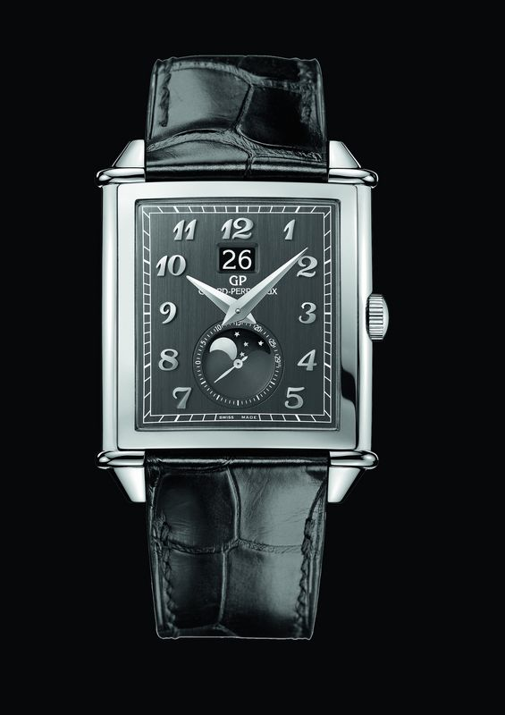 The new Girard-Perregaux Vintage 1945 XXL Large Date, Moon-Phases