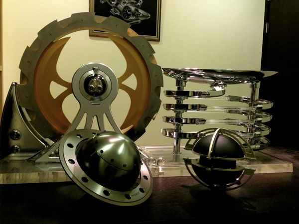 The craziest Watch Winder in the world