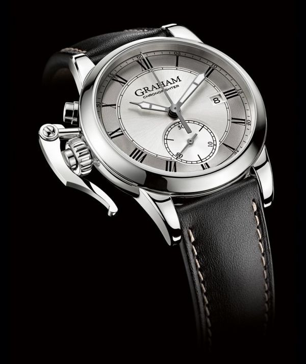 Graham Chronofighter 1695 Erotic