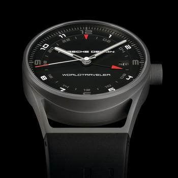 Discover the new Porsche Design P'6752 WorldTraveler