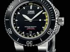 See the new Oris Aquis Depth Gauge