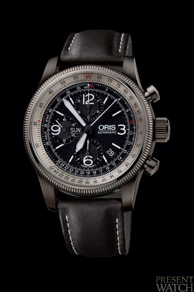 Oris Big Crown X1 Calculator Chronograph