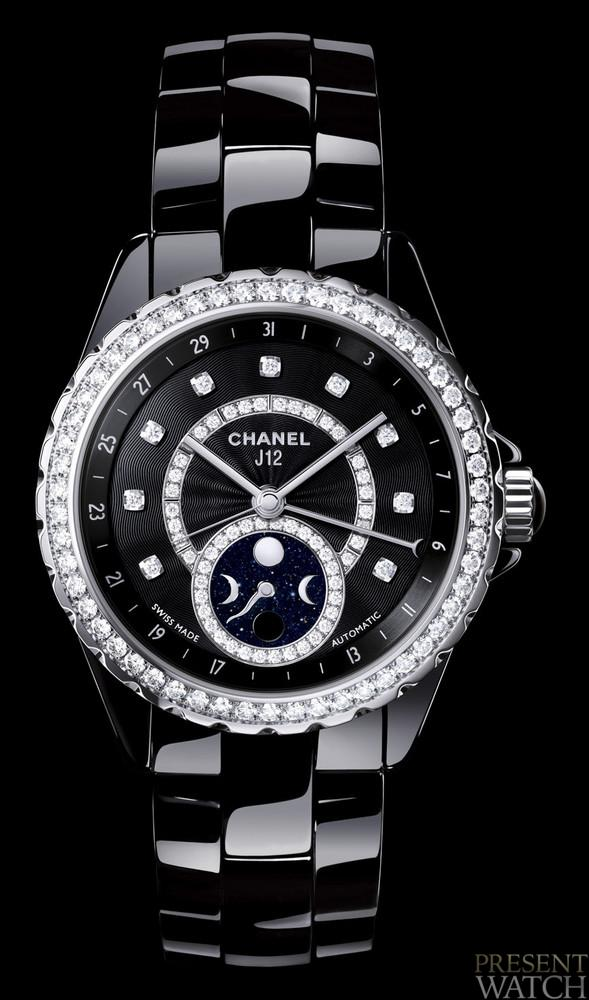 Limited series of Chanel J12 watches