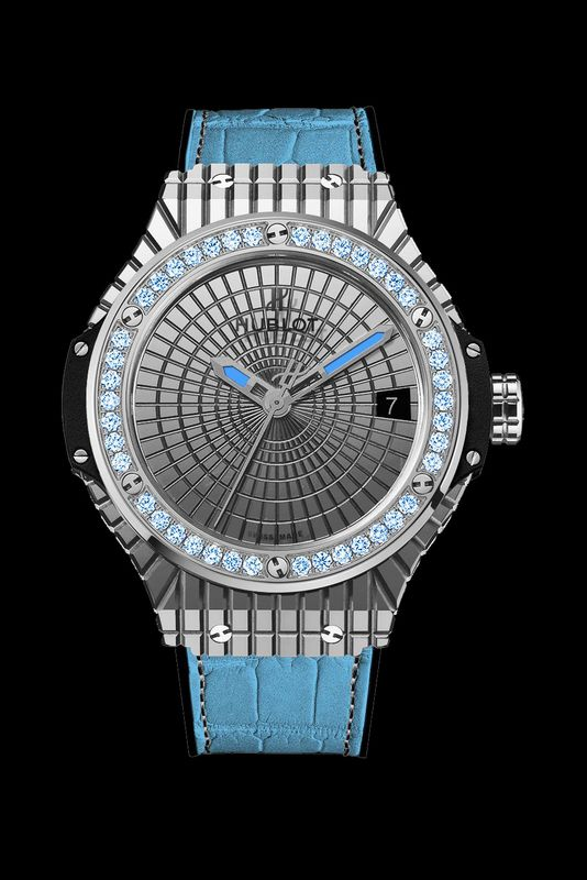 "HUBLOT ""LADY 305"" - INSPIRED BY THE MIAMI SKY, SAND, AND THE SEA"