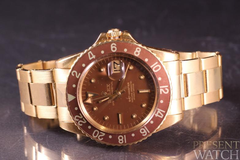 Boris Pjanic favorite rolex watch