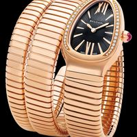 Irresistibly beautiful Serpenti Bvlgari watch